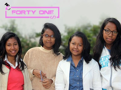 Team Forty-one